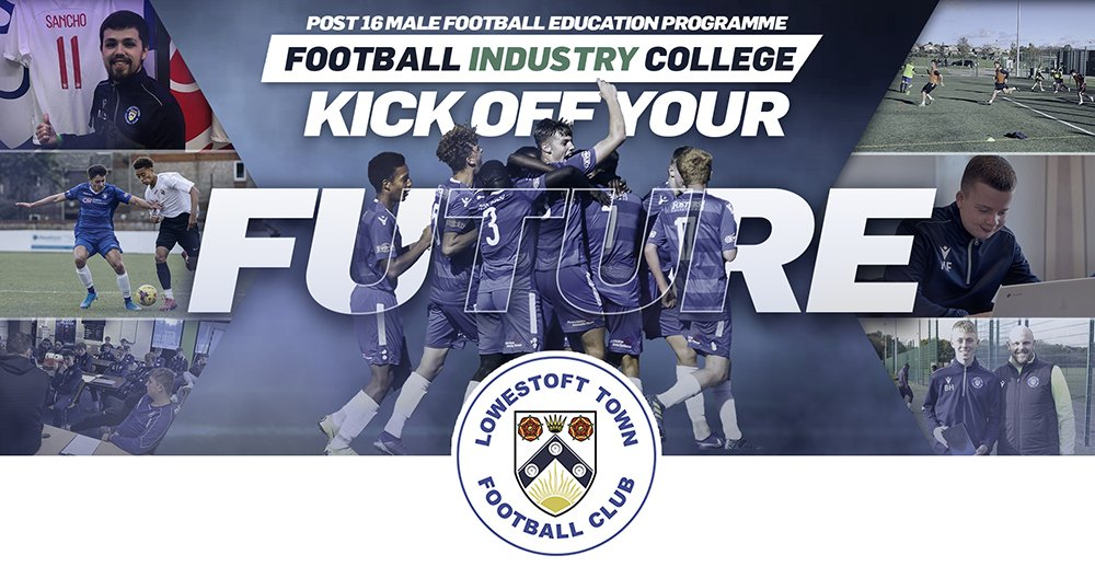 Football Industry College - Lowestoft Town F.C Experience Session