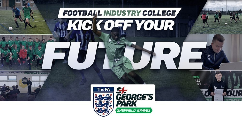 Football Industry College Sheffield Trial & Info Event