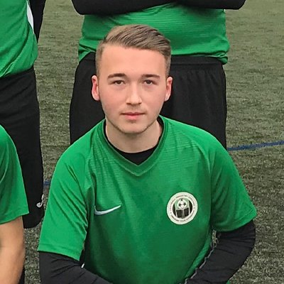 Louis Varley - Football Industry College Graduate