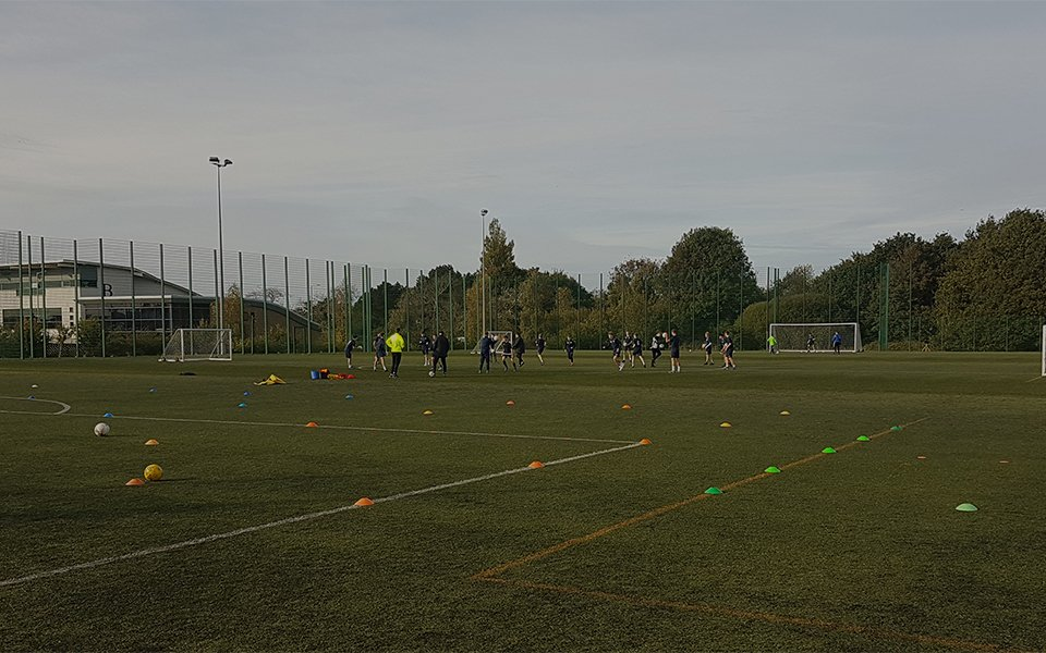 Football Industry College SGP Graves Sheffield - Player Development