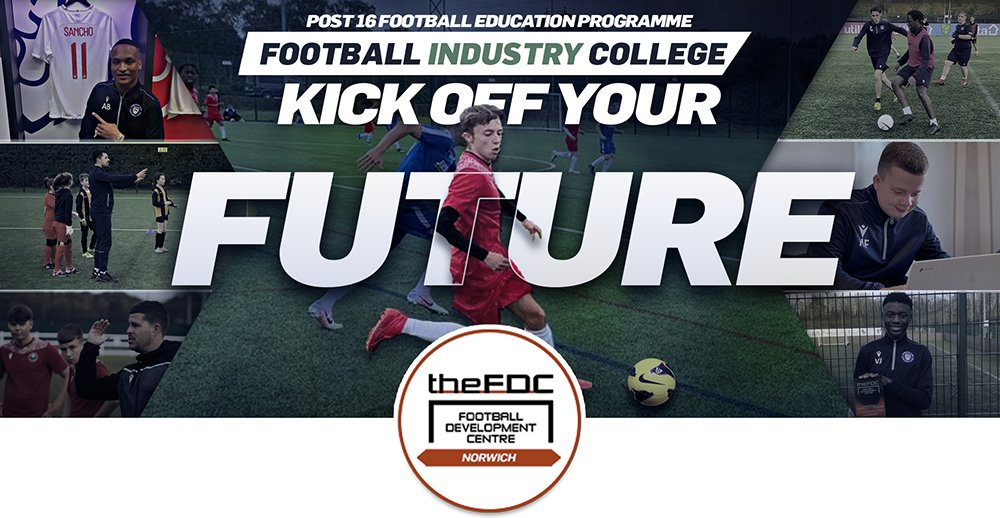 Football Industry College - Norwich Experience Session