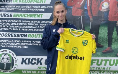 Extended Trial For Norwich Scholar Alexandra